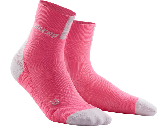 cep 3.0 Korte Swimrun Sokken Dames, rose/light grey